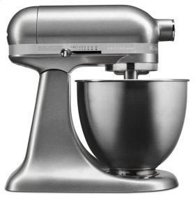 Artisan® Mini 3.5 Quart Tilt-Head Stand Mixer - Contour Silver