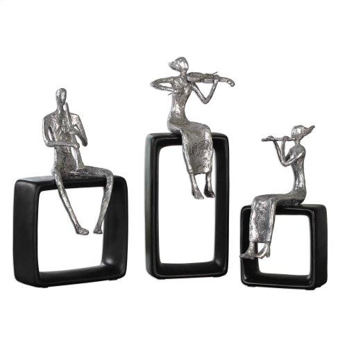 Musical Ensemble, Figurines, S/3