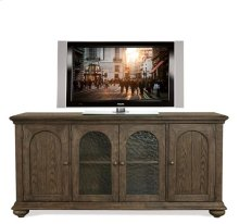 Cassidy Entertainment Console Aged Cask finish
