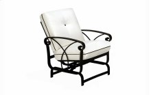 Spring Base Outdoor Lounge Rocker