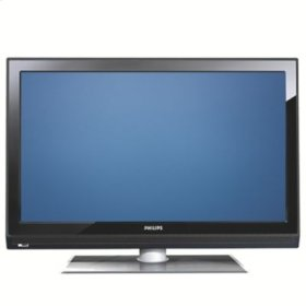 "52"" LCD flat HDTV Perfect Pixel HD Engine"