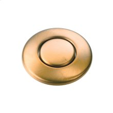 SinkTop Switch Button - Brushed Bronze
