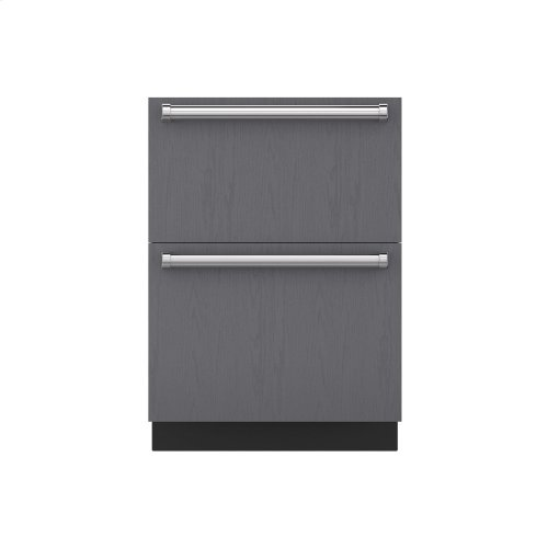"24"" Freezer Drawers - Panel Ready"