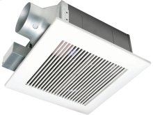 WhisperFit™ 110 CFM Low Profile Ceiling Mounted Fan