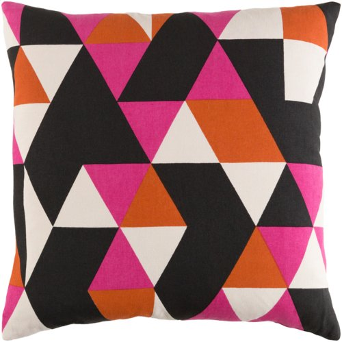 """Trudy TRUD-7148 18"""" x 18"""" Pillow Shell with Down Insert"""