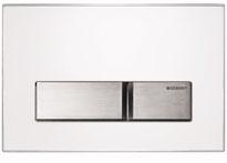 Actuator Plate Sigma50, Alpine White