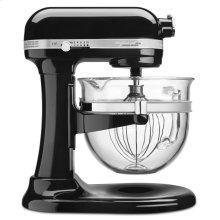 Professional 6500 Design Series 6 Quart Bowl-Lift Stand Mixer - Onyx Black