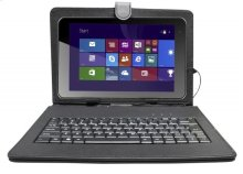 """7"""" Windows/intel 1g-16g Tablet Case and Keyboard"""