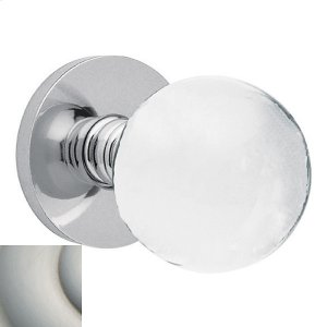 Satin Nickel 5001 Estate Knob Product Image