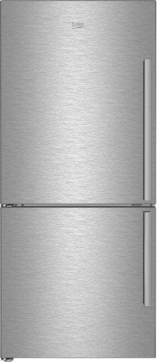 30 Inch Counter Depth Bottom-Freezer Refrigerator