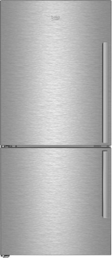 """30"""" Counter Depth Bottom-Freezer Refrigerator"""
