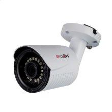 Mini Bullet Camera Wide View 2-in-1 720P - White