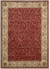 Somerset St02 Red Rectangle Rug 5'3'' X 7'5''