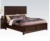 Bellwood Cal King Bed W/storag