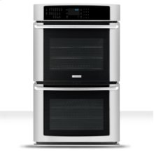 """30"""" Electric Double Wall Oven with IQ-Touch Controls"""