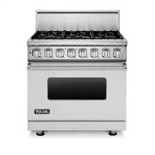 "36"" Dual Fuel Range, Natural Gas ***FLOOR MODEL CLOSEOUT PRICING***"