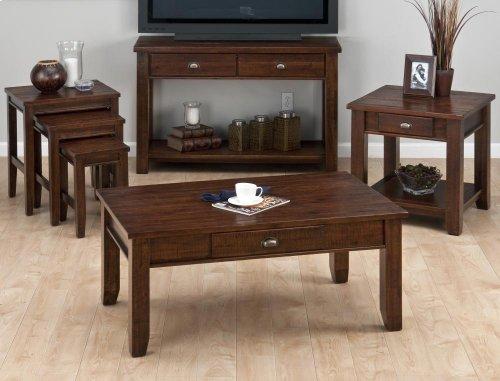 Urban Lodge Sofa/media Table