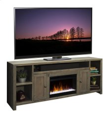 "Joshua Creek 84"" Super Fireplace"