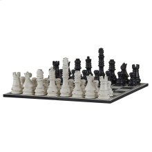 Gentlemen's Club Chess Set - BHD WHD