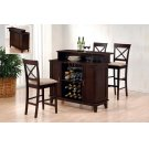 Transitional Cappuccino Bar Unit Product Image