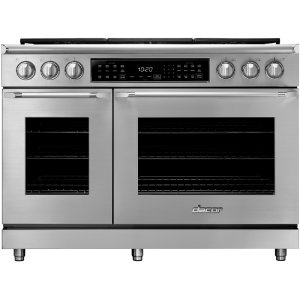 "Dacor48"" Heritage Dual Fuel Epicure Range, DacorMatch, Liquid Propane/High Altitude"