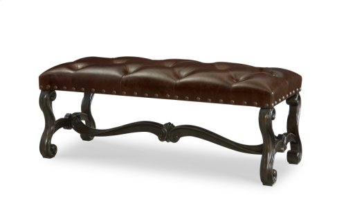 La Bella Vita Upholstered Bench