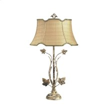 Oak Park Buffet Lamp