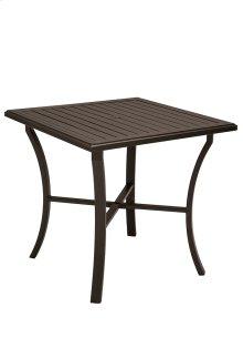 """Banchetto Square 42"""" Bar Umbrella Table"""