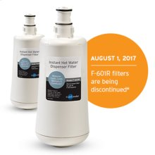 F-601R Replacement Filter Cartridges