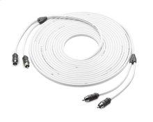 2-Channel, 25 ft (7.62 m) Marine Audio Interconnect