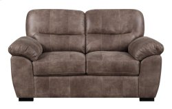 Emerald Home Nelson Loveseat Almond Brown U3472-01-05 Product Image
