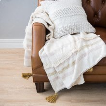 Eliana Tassel Throw