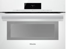 "60cm (24"") H 6800 BM Brilliant White PureLine M Touch Speed Oven"