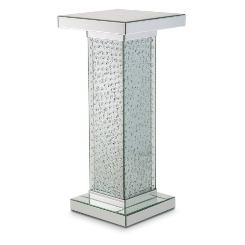 Accent Table W/crystals, Medium