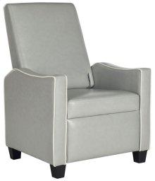 Holden Recliner Chair - Grey / White