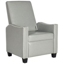 Holden Recliner Chair - Grey / White