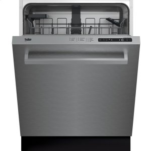 BekoTop Control, Front Handle Dishwasher, 5 Programs, 48 dBA