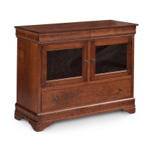 """Louis Philippe TV Stand, 50"""""""