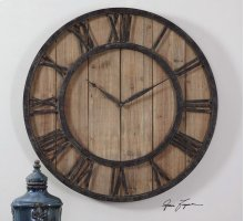 Powell Wall Clock