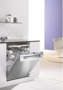 Prefinished, Fully-Integrated, Full-size Dishwasher