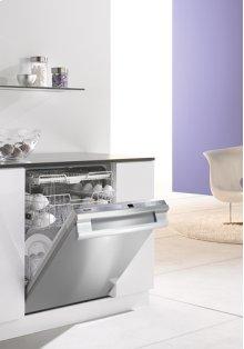 Prefinished, Fully-Integrated, Full-size Dishwasher