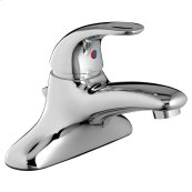 Monterrey Single Control Centerset Faucet - Polished Chrome