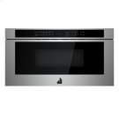 """RISE 30"""" Under Counter Microwave Oven with Drawer Design Product Image"""