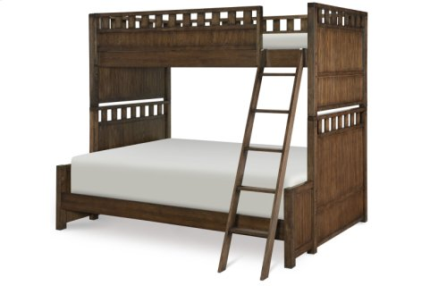 Sawyers Mill Complete Twin over Full Bunk