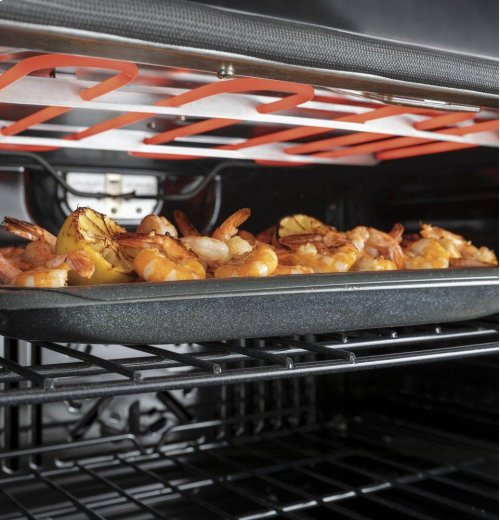 "GE® 27"" Built-In Convection Single Wall Oven"