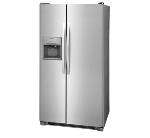 Frigidaire 25.5 Cu. Ft. Side-by-Side Refrigerator [OPEN BOX]