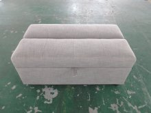 Emerald Home Hide-a-way Ottoman With Twin Sleeper Brown Us1000-06-13