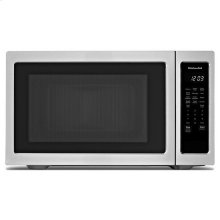 "KitchenAid® 24"" Countertop Microwave Oven - 1200 Watt - Stainless Steel"
