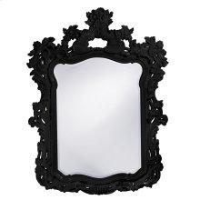Turner Mirror - Glossy Black