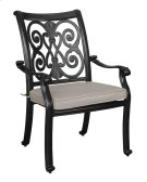 Dining Chair-sun-heather Beige#5476 Product Image